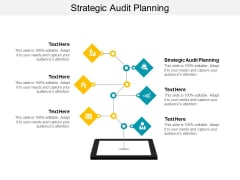 Strategic Audit Planning Ppt PowerPoint Presentation File Graphics Download Cpb