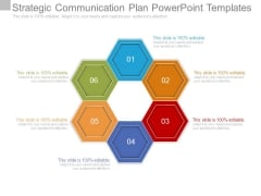 Strategic Communication Plan Powerpoint Templates