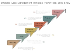 Strategic Data Management Template Powerpoint Slide Show