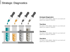 Strategic Diagnostics Ppt PowerPoint Presentation Styles Background Image Cpb