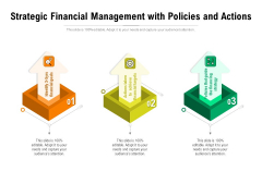 Strategic Financial Management With Policies And Actions Ppt PowerPoint Presentation Slides Gallery PDF