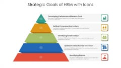 Strategic Goals Of HRM With Icons Ppt Inspiration Skills PDF