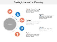 Strategic Innovation Planning Ppt PowerPoint Presentation File Slides Cpb