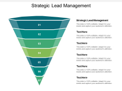 Strategic Lead Management Ppt PowerPoint Presentation Styles Example Cpb