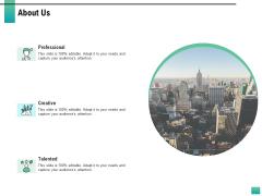 Strategic Manpower Management About Us Ppt Portfolio Designs Download PDF