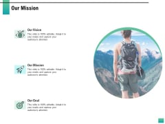 Strategic Manpower Management Our Mission Ppt Pictures Graphics Design PDF
