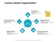 Strategic Marketing Plan Business Market Segmentation Ppt PowerPoint Presentation Styles Backgrounds PDF
