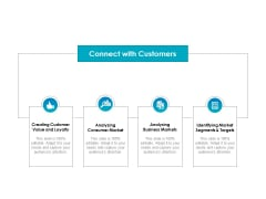Strategic Marketing Plan Connect With Customers Ppt PowerPoint Presentation Summary Vector PDF