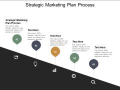 Strategic Marketing Plan Process Ppt PowerPoint Presentation Ideas Shapes Cpb