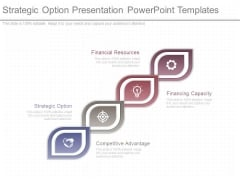 Strategic Option Presentation Powerpoint Templates