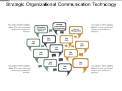 Strategic Organizational Communication Technology Outsourcing Services Service Management Ppt PowerPoint Presentation Styles Shapes