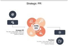 Strategic PR Ppt PowerPoint Presentation Infographic Template Format Ideas Cpb
