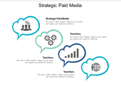 Strategic Paid Media Ppt PowerPoint Presentation Gallery Inspiration Cpb