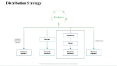 Strategic Plan For Business Expansion And Growth Distribution Strategy Summary PDF