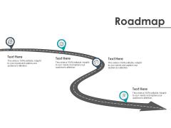 Strategic Plan For Companys Development Roadmap Ppt PowerPoint Presentation Outline Visuals