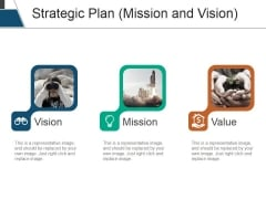 Strategic Plan Mission And Vision Ppt PowerPoint Presentation Summary Inspiration