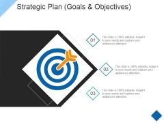 Strategic Plan Template 3 Ppt PowerPoint Presentation Ideas File Formats