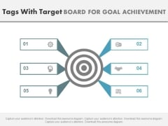 Strategic Planning And Goal Setting Steps Powerpoint Slides