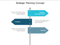 Strategic Planning Concept Ppt PowerPoint Presentation Model Shapes Cpb
