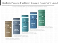 Strategic Planning Facilitation Example Power Point Layout