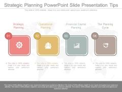 Strategic Planning Powerpoint Slide Presentation Tips