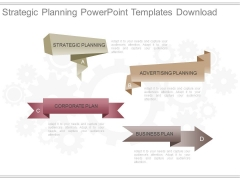 Strategic Planning Powerpoint Templates Download