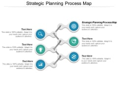 Strategic Planning Process Map Ppt PowerPoint Presentation Show Diagrams