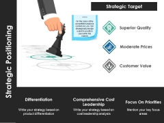 Strategic Positioning Ppt PowerPoint Presentation Pictures Graphics Design