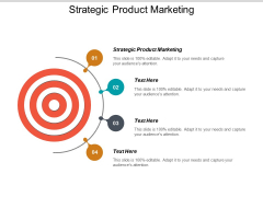 Strategic Product Marketing Ppt PowerPoint Presentation Pictures Shapes Cpb