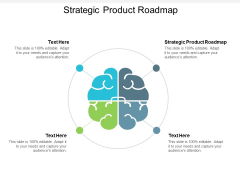 Strategic Product Roadmap Ppt PowerPoint Presentation Outline Slide Cpb