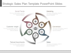 Strategic Sales Plan Template Powerpoint Slides