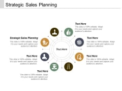 Strategic Sales Planning Ppt PowerPoint Presentation Professional Master Slide