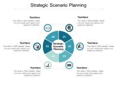 Strategic Scenario Planning Ppt PowerPoint Presentation Slides Sample Cpb