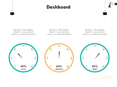 Strategic Sourcing For Better Procurement Value Dashboard Ppt Outline Tips PDF