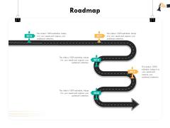 Strategic Sourcing For Better Procurement Value Roadmap Ppt Model Grid PDF