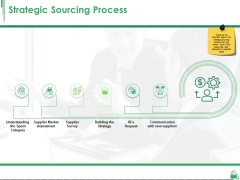 Strategic Sourcing Process Ppt PowerPoint Presentation Pictures Graphics Download