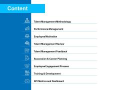 Strategic Talent Management Content Ppt PowerPoint Presentation Design Templates PDF