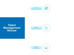 Strategic Talent Management Talent Management Review Ppt PowerPoint Presentation Pictures Themes PDF
