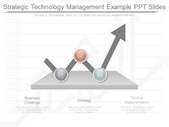 Strategic Technology Management Example Ppt Slides