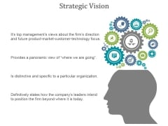 Strategic Vision Ppt PowerPoint Presentation Background Designs