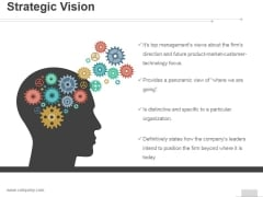 Strategic Vision Ppt PowerPoint Presentation Design Ideas