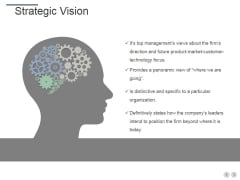 Strategic Vision Ppt PowerPoint Presentation Pictures Rules