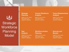 Strategic Workforce Planning Model Ppt PowerPoint Presentation Outline Guide