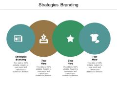 Strategies Branding Ppt PowerPoint Presentation Show Ideas