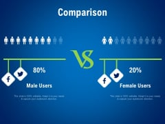 strategies distinguish nearest business rivals comparison ppt inspiration background pdf