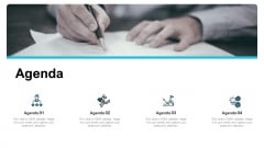 Strategies For Improving Corporate Culture Agenda Ppt Show Layouts PDF