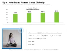 Strategies To Enter Physical Fitness Club Business Gym Health And Fitness Clubs Globally Template PDF
