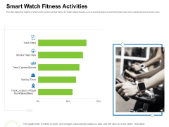 Strategies To Enter Physical Fitness Club Business Smart Watch Fitness Activities Microsoft PDF