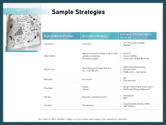Strategies To Win Customers From Competitors Sample Strategies Download PDF