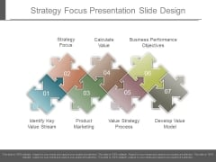 Strategy Focus Presentation Slide Design